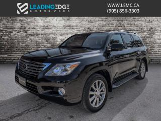 Used 2011 Lexus LX 570 Premium, Nav, Mark Levinson Sound System for sale in Woodbridge, ON