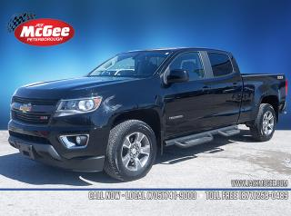 Used 2016 Chevrolet Colorado Z71 Crew 4x4 - 3.6L, Htd Bkts, NAV, Bose, Rmt Start, 17