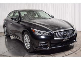 Used 2014 Infiniti Q50 Awd Cuir Toit Mags for sale in Saint-hubert, QC