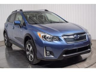 Used 2016 Subaru XV Crosstrek Hybride Awd Toit for sale in Saint-hubert, QC