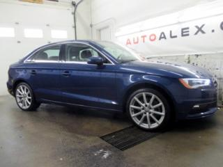 Used 2016 Audi A3 for sale in St-Eustache, QC