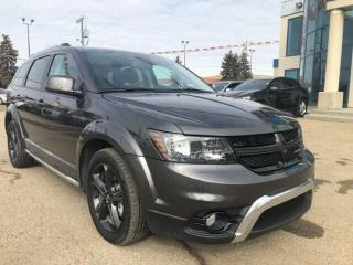 Used 2018 Dodge Journey Crossroad Navigation DVD for sale in Edmonton, AB