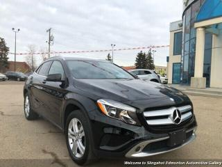 Used 2017 Mercedes-Benz GLA 250 GLA 4MATIC Navigation - Panoramic Roof GLA for sale in Edmonton, AB
