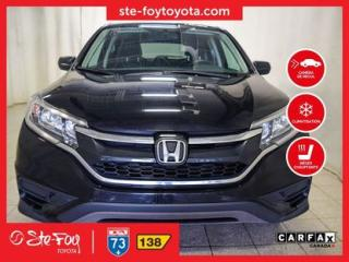 Used 2015 Honda CR-V Lx Caméra Recul for sale in Québec, QC