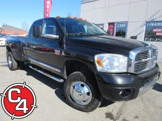 Used 2007 Dodge Ram 3500 Cummins for sale in St-Jérôme, QC