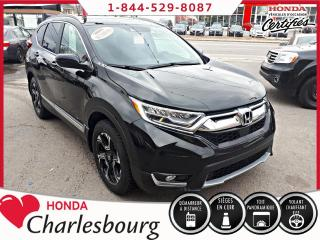 Used 2017 Honda CR-V TOURING 4WD ***34 771 KM*** for sale in Charlesbourg, QC
