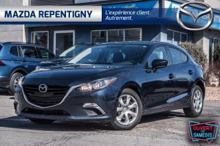 Used 2016 Mazda MAZDA3 Sport GX - Bas KM !! for sale in Repentigny, QC
