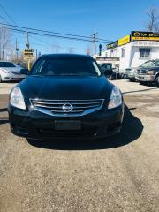 Used 2010 Nissan Altima AFFORDABLE IMPORT SEDAN for sale in Toronto, ON