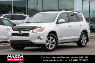 Used 2009 Toyota RAV4 Limited AWD V6 for sale in Lachine, QC