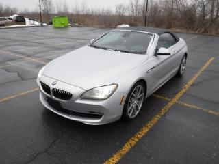 Used 2012 BMW 6 Series 650i for sale in Cornwall, ON