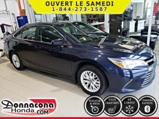 Used 2016 Toyota Camry LE ***ÉCRAN TACTILE***CAMÉRA DE RECUL*** for sale in Donnacona, QC