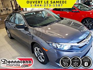Used 2016 Honda Civic DX ***CAMÉRA DE RECUL***BLUETOOTH*** for sale in Donnacona, QC
