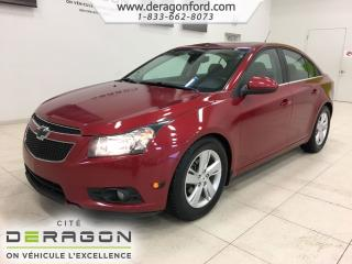 Used 2014 Chevrolet Cruze Diesel Camera Toit for sale in Cowansville, QC