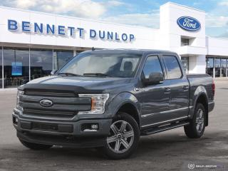 New 2019 Ford F-150 for sale in Regina, SK