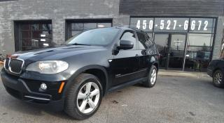 Used 2009 BMW X5 3.0L AWD for sale in Beloeil, QC