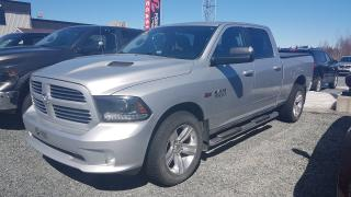 Used 2015 RAM 1500 SPORT for sale in Val-D'or, QC