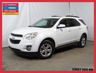 Used 2013 Chevrolet Equinox AWD for sale in Drummondville, QC
