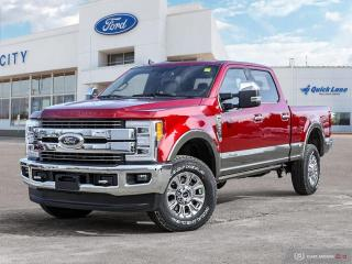Used 2019 Ford F-250 King Ranch for sale in Winnipeg, MB
