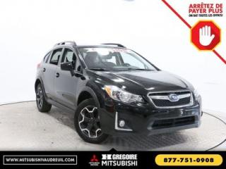 Used 2016 Subaru XV Crosstrek 2.0i Touring Pkg for sale in Vaudreuil-Dorion, QC
