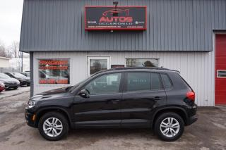 Used 2017 Volkswagen Tiguan Trendline Tsi for sale in Lévis, QC
