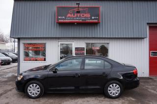 Used 2015 Volkswagen Jetta 2.0L Trendline for sale in Lévis, QC