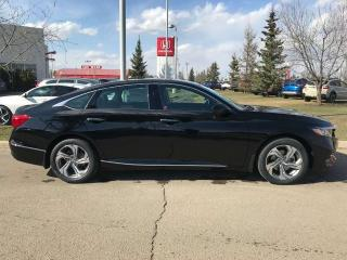 New 2019 Honda Accord Sedan EX-L Sunroof Back Up Right Side Camera for sale in Red Deer, AB