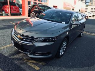 Used 2018 Chevrolet Impala LT for sale in Richmond, BC