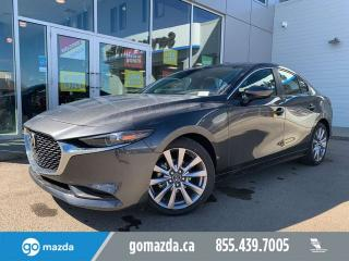 New 2019 Mazda MAZDA3 GT for sale in Edmonton, AB