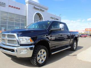Used 2017 RAM 3500 LARAM for sale in Peace River, AB
