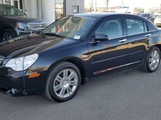 Used 2008 Chrysler Sebring LIMITED, LEATHER, AWD, BLUETOOTH, HEATED SEATS AND MORE for sale in Edmonton, AB