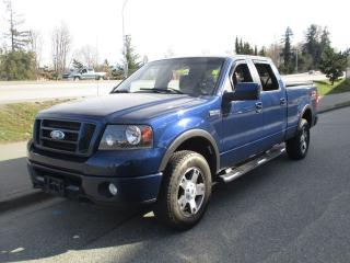 Used 2008 Ford F-150 FX4 for sale in Surrey, BC