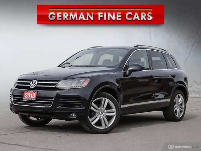 2013 Volkswagen Touareg TDI HIGHLINE 3.0L DIESEL