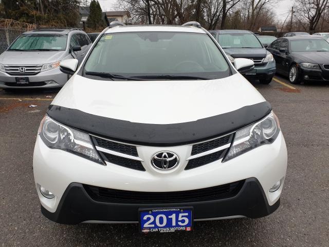 2015 Toyota RAV4 LIMITED  Photo2