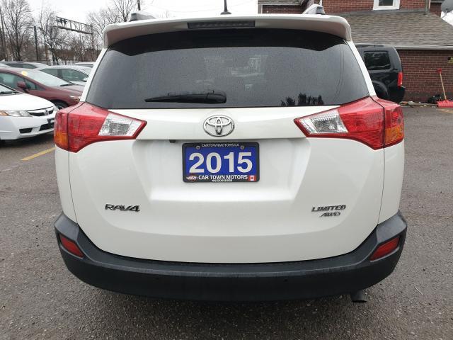 2015 Toyota RAV4 LIMITED  Photo6