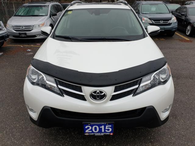2015 Toyota RAV4 LIMITED  Photo10