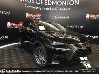 New 2019 Lexus NX 300 Standard Package for sale in Edmonton, AB
