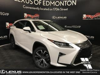 New 2019 Lexus RX 350 L Luxury Package 7 Passenger for sale in Edmonton, AB