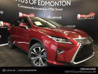New 2019 Lexus RX 350 L LUXURY PACKAGE for sale in Edmonton, AB