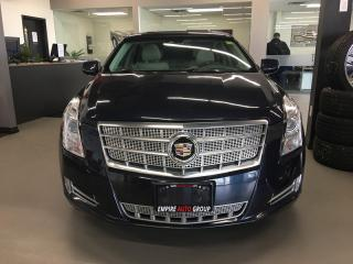 Used 2013 Cadillac XTS * Platinum * AWD * Leather * Roof * Navi * Rear Camera * for sale in London, ON