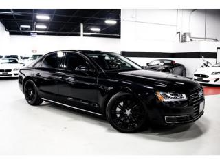 Used 2015 Audi A8 4.0T   Diamond Stiching   Massage Seats for sale in Vaughan, ON