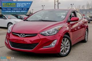 Used 2016 Hyundai Elantra Sport for sale in Guelph, ON