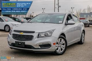 Used 2016 Chevrolet Cruze 1LT for sale in Guelph, ON