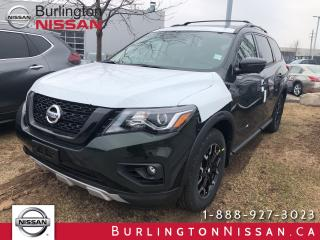New 2019 Nissan Pathfinder SL PREMIUM for sale in Burlington, ON