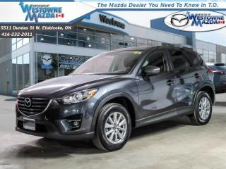 Used 2016 Mazda CX-5 GS - Navigation -  Sunroof for sale in Toronto, ON