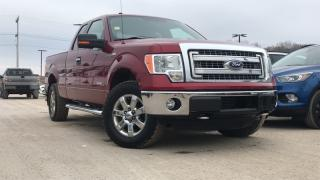 Used 2013 Ford F-150 XLT 3.5L Ecoboost for sale in Midland, ON