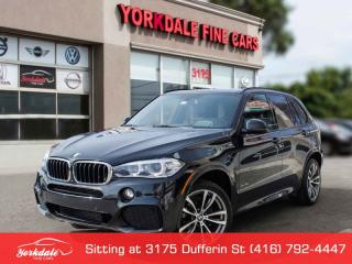 Used 2015 BMW X5 xDrive35i, M Sport, Navi, 360 Cam, HUD, Lane Assist for sale in Toronto, ON