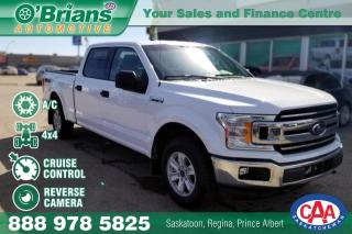 Used 2018 Ford F-150 XLT w/4x4 for sale in Saskatoon, SK