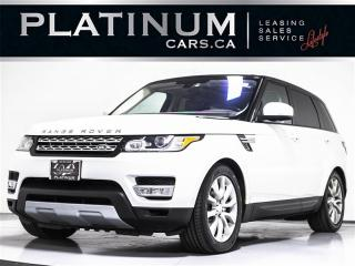 Used 2016 Land Rover Range Rover Sport HSE Td6 7 PASSENGER, NAVI, PANO, CAM, HEATED LTHR for sale in Toronto, ON