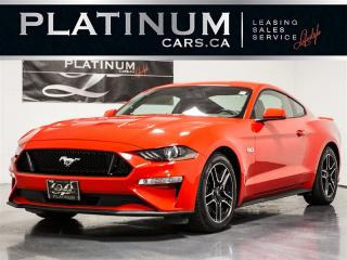 Used 2018 Ford Mustang GT PREMIUM, NAVI, CAM, Heated Cooled Seats for sale in Toronto, ON