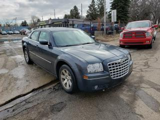 Used 2007 Chrysler 300 Series TOURING-SUNROOF-LOW Monthly PAYMENTS!! for sale in Edmonton, AB